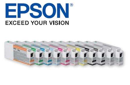 Epson Ink & Consumables