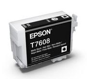 Matt Black ink cartridge for Epson SURECOLOR SC-P600, UltraChrome HD Ink, Epson C13T760800