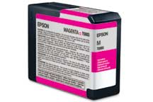 Epson Magenta 80ml ink Cartridge for  Epson 3800 (T580300)   *** These are Genuine Epson inks ***