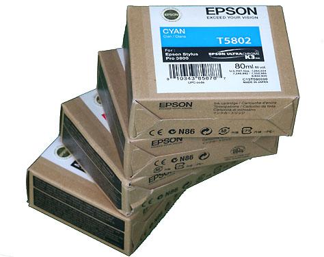 Epson Stylus Pro 3800 / 3880