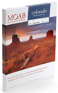 Moab Colorado Fiber Gloss 245
