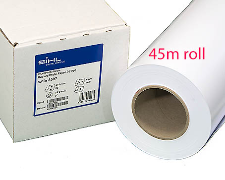Sihl Rocket Photo Paper PE Satin (3507), 250