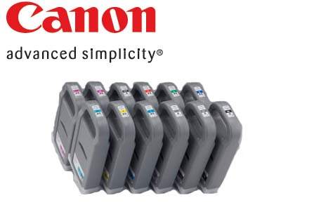 Canon Ink & Consumables