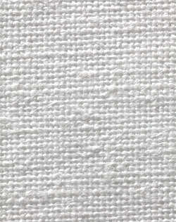 "44"" Jacquard Belgian Linen 5.5oz Roll (50') (Fabrisign Coating)"