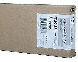 Epson Light Light Black 220ml ink Cartridge for  4800/4880 (T5659/T606900)