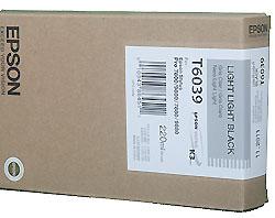 Epson Light Light Black 220ml ink Cartridge for  78/9800 (T5639)