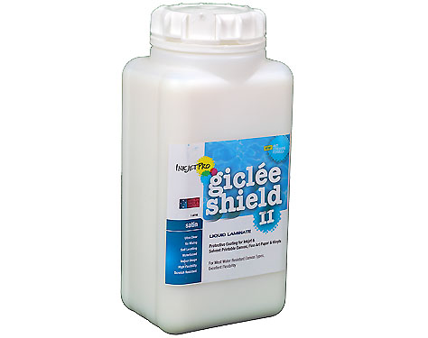 Satin 1.0L, InkjetPro GicleeShield-II, General Purpose Liquid Laminate