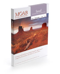 "A3+ (13""x19"") Moab Lasal Exhibition Luster 300 (Alpine Pearl), True Archival, pH Neutral (50 Sheets)"
