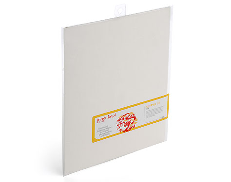 """A3+ (13"""" X 19"""") Moab Moenkopi Unryu 55gsm Japanese Washi (made from Mulberry) 10 Sheets"""