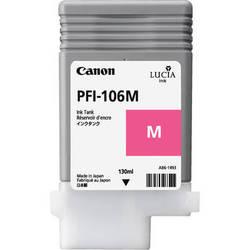 Canon Lucia pigment ink for IPF6300(S)/6350/6400(S)(SE)/6450 130ml - Magenta ( PFI-106M )