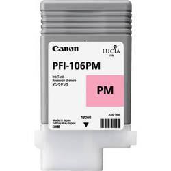 Canon Lucia pigment ink for IPF6300(S)/6350/6400(S)/6450 130ml - Photo Magenta ( PFI-106PM )