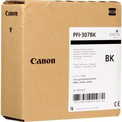 Canon Inkjet Cartridge for iPF 830/840/850 330ml - Black (PFI-307BK)
