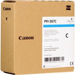 Canon Inkjet Cartridge for iPF 830/840/850 330ml - Cyan (PFI-307C)