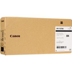 Canon Inkjet Cartridge for iPF 830/840/850 700ml - Black (PFI-707BK)