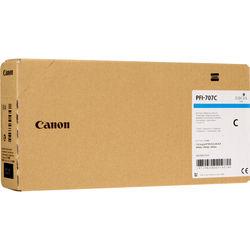 Canon Inkjet Cartridge for iPF 830/840/850 700ml - Cyan (PFI-707C)