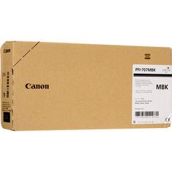 Canon Inkjet Cartridge for iPF 830/840/850 700ml - Matt Black (PFI-707MBK)