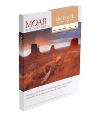 A2  Moab Slickrock Metallic Pearl Photo Paper 260 (50 Sheets)