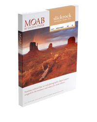 A4 Moab Slickrock Metallic Pearl Photo Paper 260  (25 Sheets)