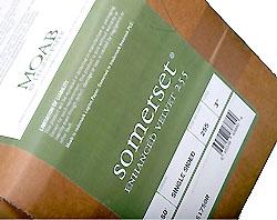 "36"" x 33' Somerset Enhanced Velvet 255gsm, 100% mould made cotton roll"