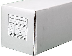 "44"" x 30m InkjetPro Synthetic Canvas, 150 x 600 dernier, matt heavy Polyester Woven Fabric (Aqueous)"