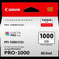 Canon LUCIA PRO pigment ink for iPFPRO-1000 80ml Chroma Optimiser (PFI-1000CO)
