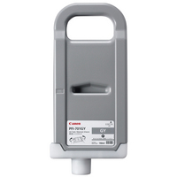 Canon Lucia pigment ink for IPF8100/9100 700ml - Gray (PFI-702GY)
