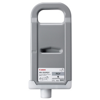 Canon Lucia pigment ink for IPF8100/9100 700ml - Photo Gray (PFI-702PGY)