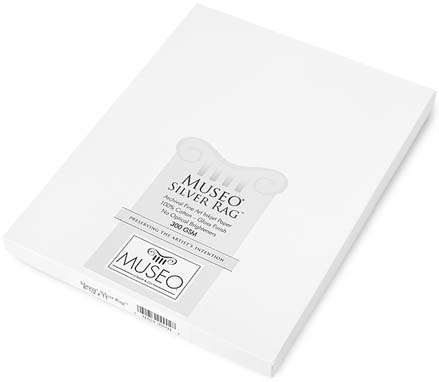 """13"""" x 19"""" Museo Silver Rag 300gsm (25 Sheets)"""