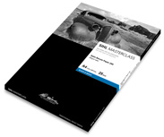 A4 SIHL MASTERCLASS Satin Baryta Paper 290 (4848), 25 Sheets