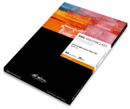 """A3+ (13"""" x 19"""") SIHL MASTERCLASS Textured Matt Cotton Paper 320 (4853), 25 Sheets"""