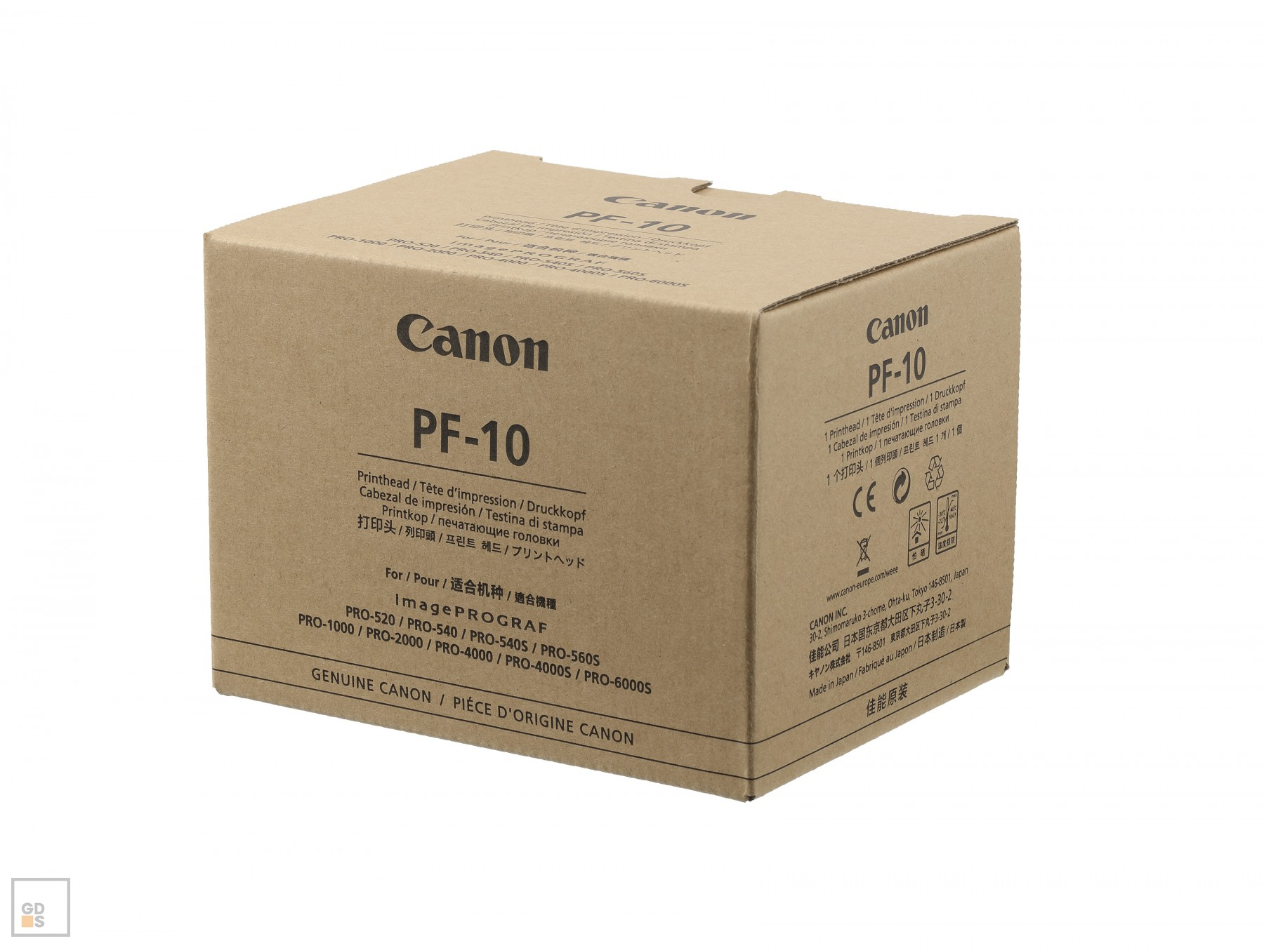 Print Head for Canon iPFPRO-2000/4000(S)/6000(S) (PF-10)