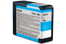 Epson Cyan 80ml ink Cartridge for  Epson 3800 / 3880 (T580200)   *** These are Genuine Epson inks ***