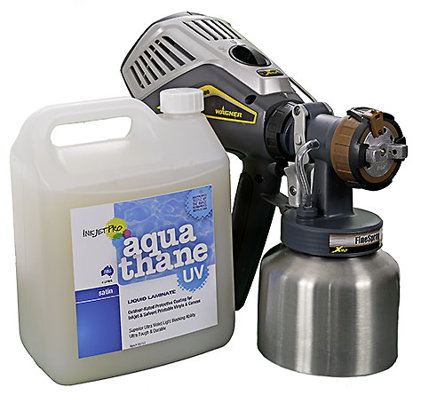 Wagner XVLP FC3500 Spray Gun (part no.2349396) with XVLP FineSpray attachment (part no.2321877) for precision spraying. Container Size: 1 litre, Power Consumption 700W, Atomisation Power 220W, 3 year warranty (plus 2 = 5 years if you register online)
